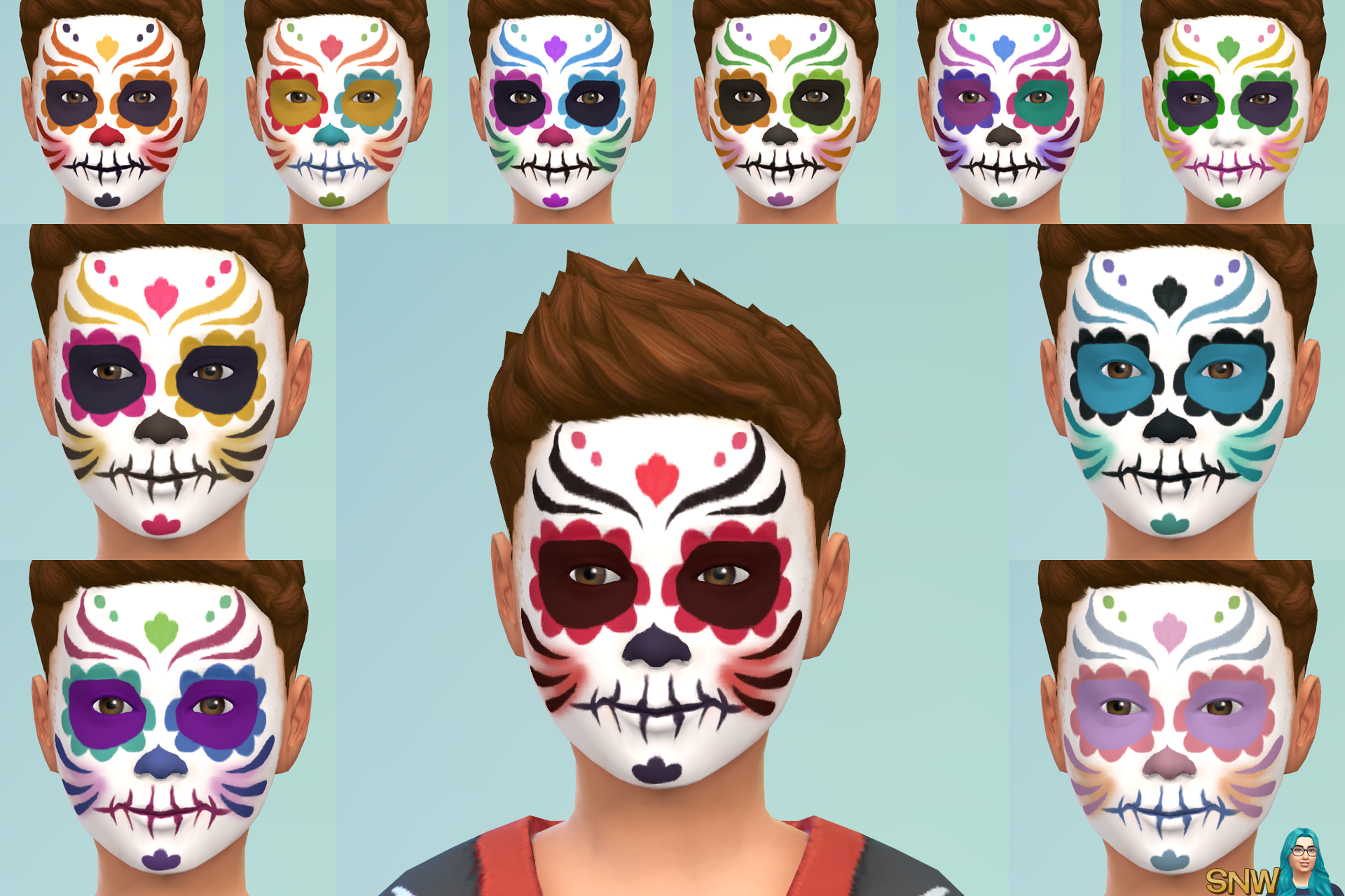 Day Of The Dead Dlc Snw Simsnetwork Com