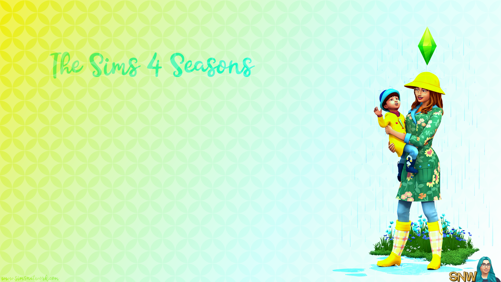 Seasons Spring Wallpapers Snw Simsnetwork Com