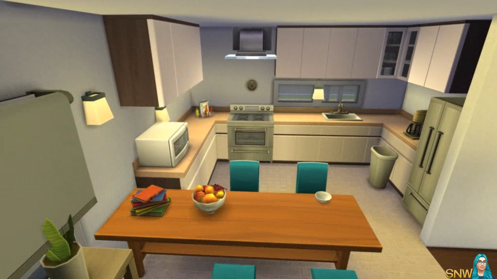 Pleasing My Real Life House In The Sims 4 Snw Simsnetwork Com Download Free Architecture Designs Scobabritishbridgeorg
