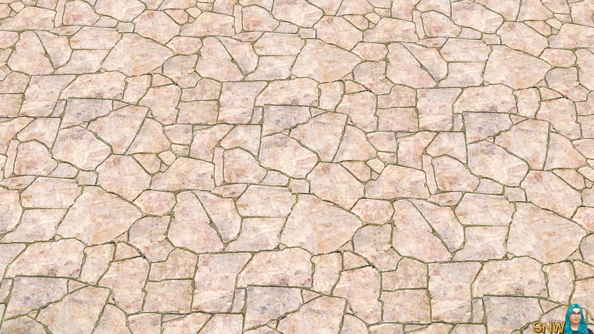 blank slate flagstone flooring snw simsnetwork com