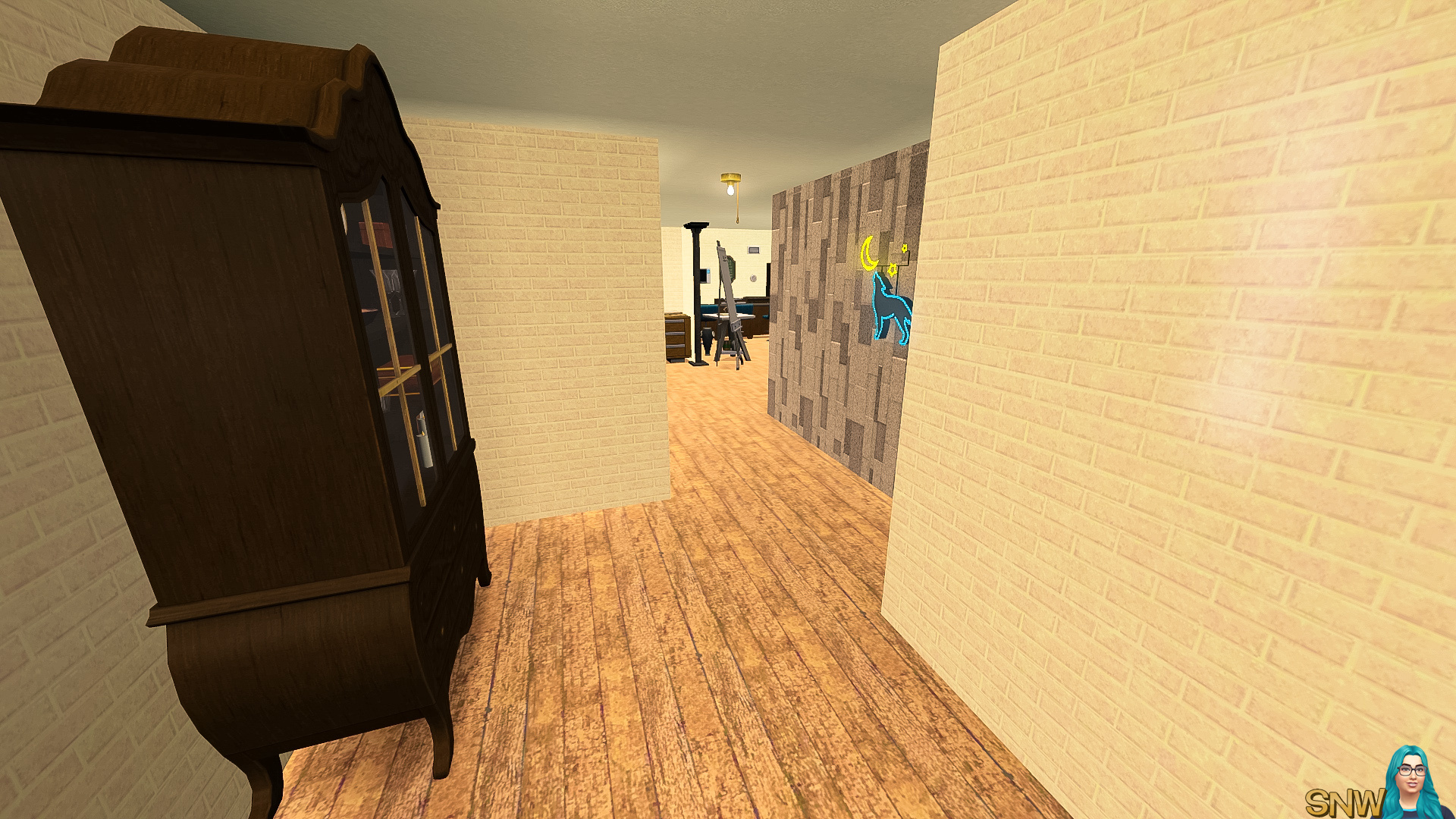 Hipster Central Lofts Snw Simsnetwork Com