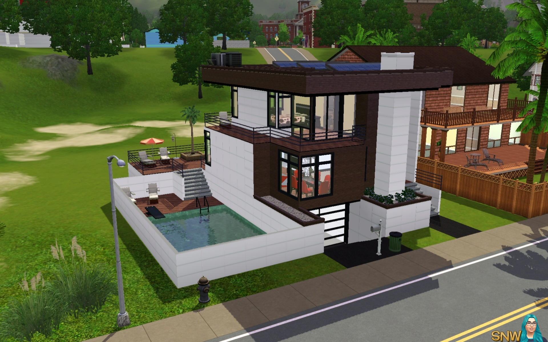 The Sims 3 Lots | SNW | SimsNetwork com