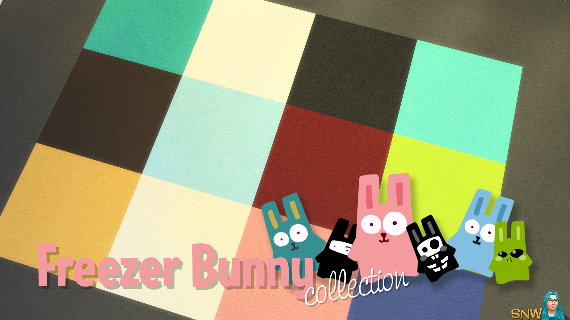 Freezer Bunny Collection Carpets Snw Simsnetwork Com