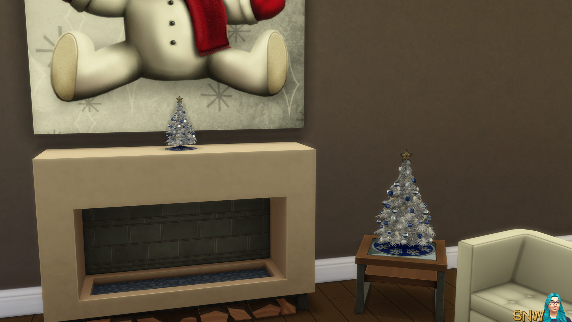Sims 3 Christmas Tree.Christmas Trees 3 Sizes Snw Simsnetwork Com