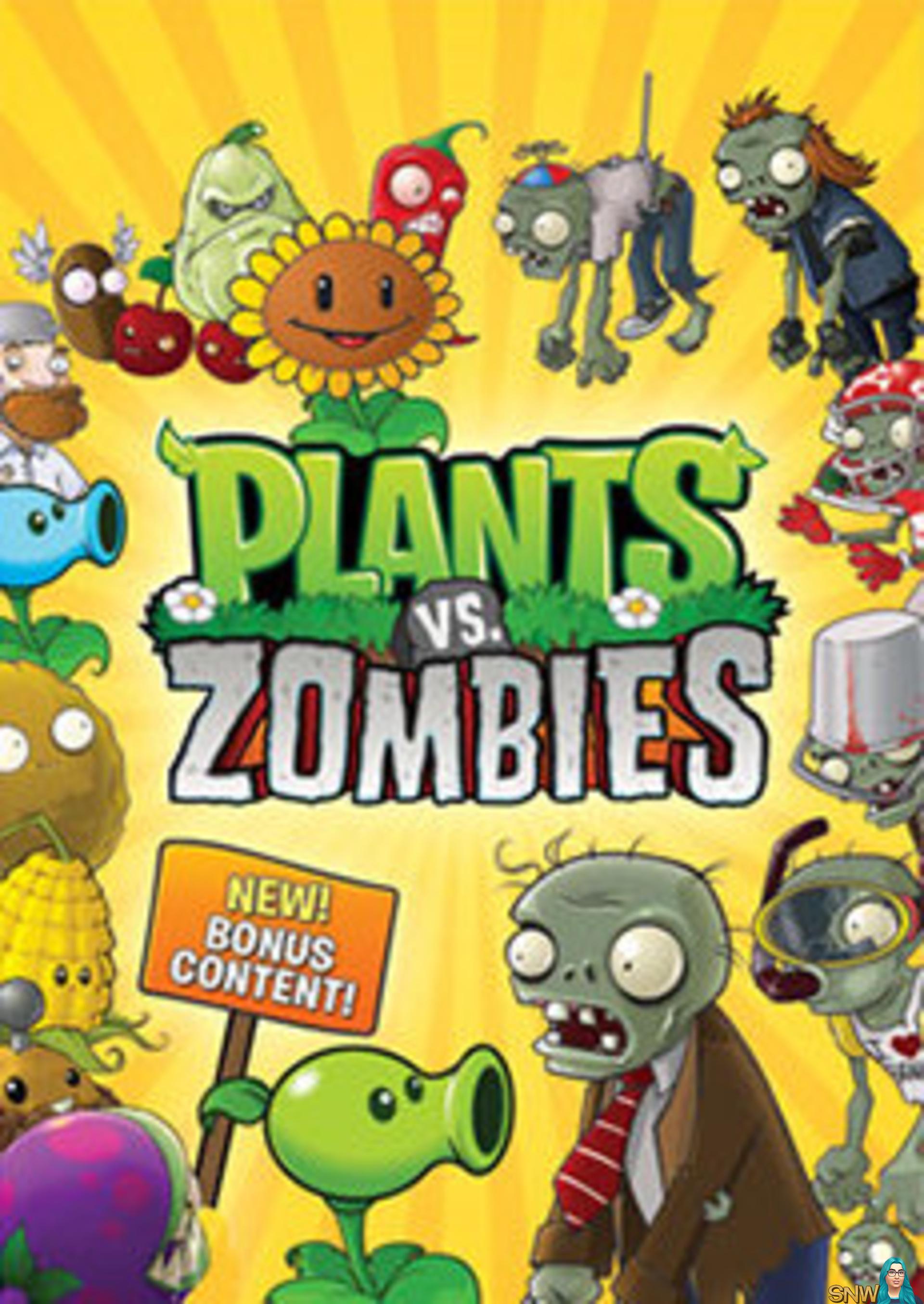 Plants vs zombies snw for Cuartos decorados de plants vs zombies