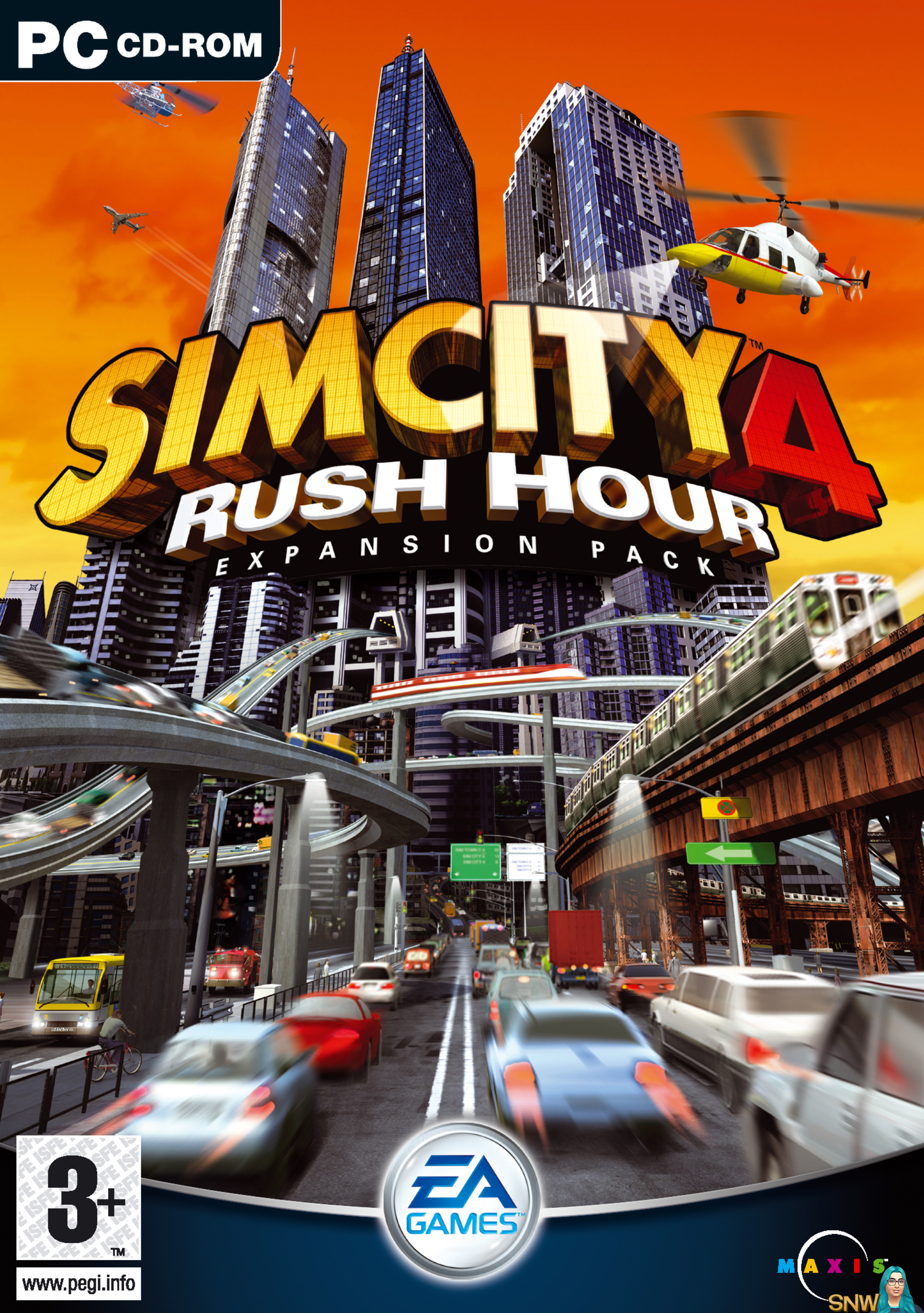 Simcity 4 Rush Hour Snw Simsnetwork Com