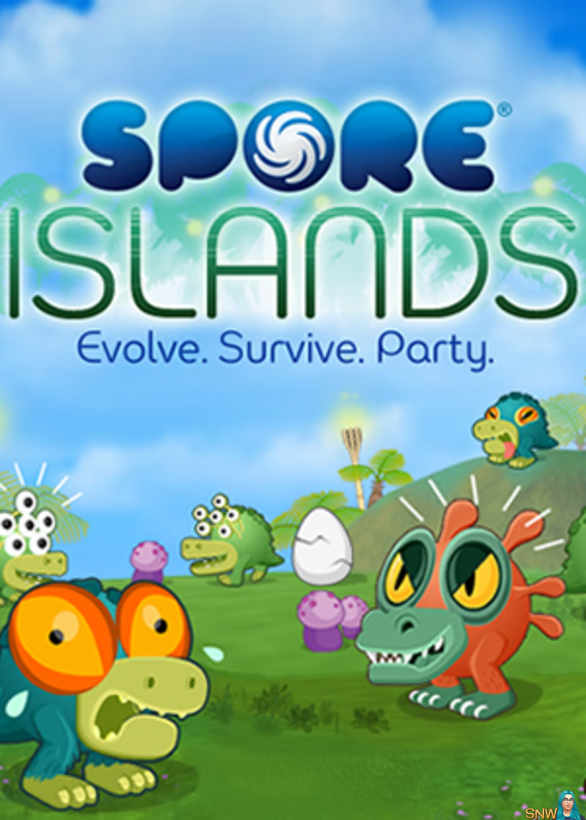Spore Islands Snw Simsnetwork Com
