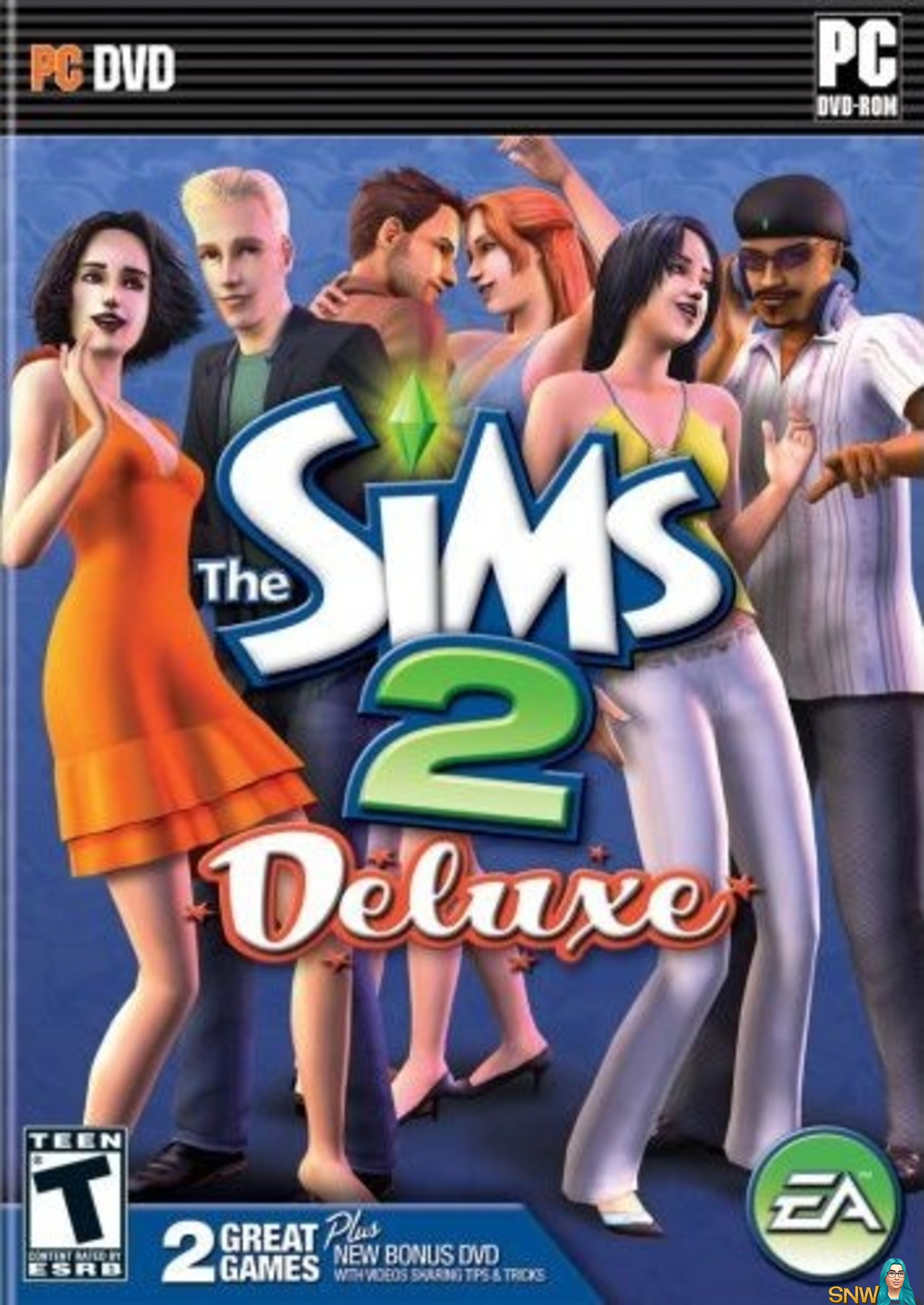 The Sims 2 Deluxe Snw Simsnetwork Com