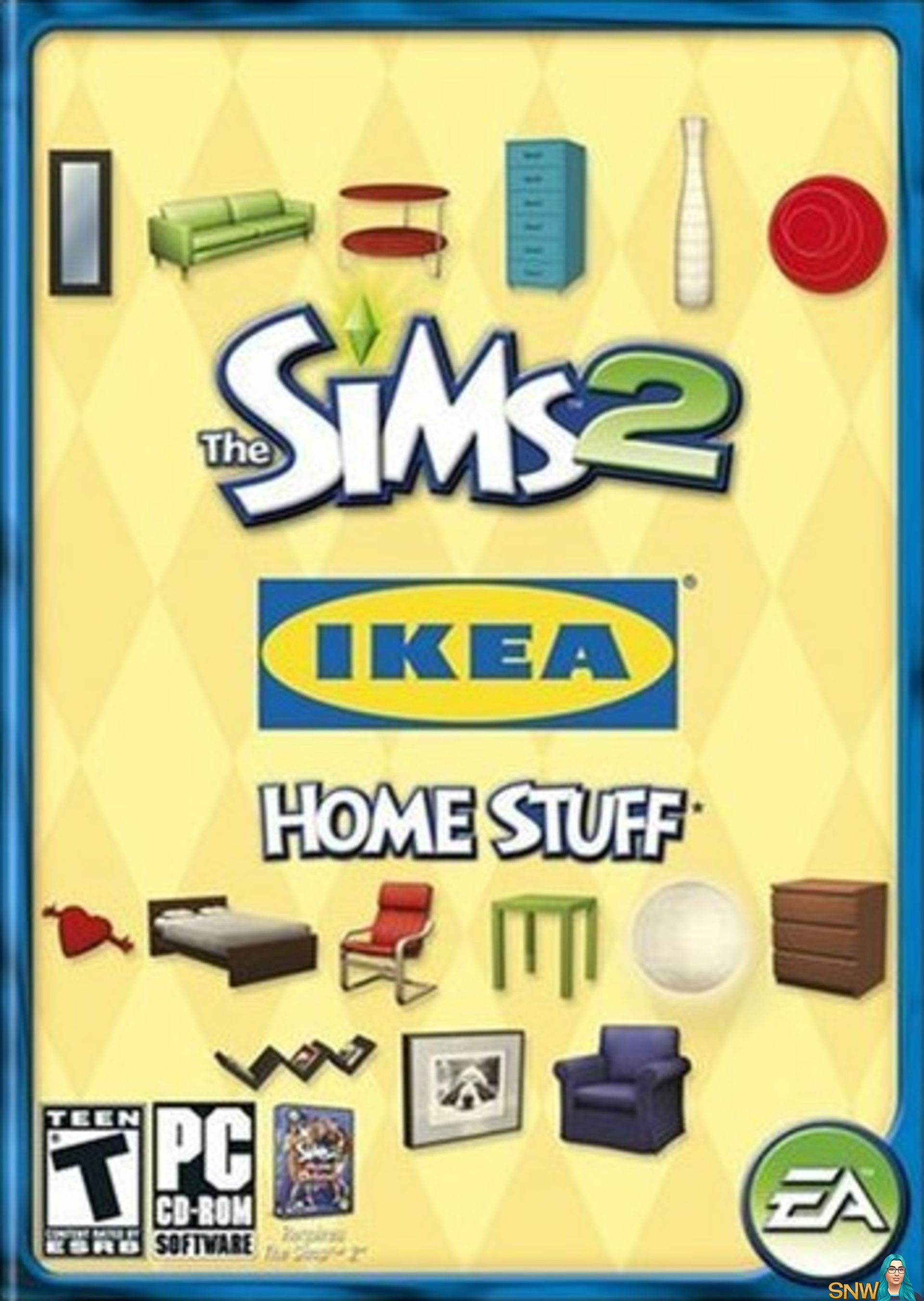 The Sims 2: IKEA Home Stuff   SNW   SimsNetwork.com