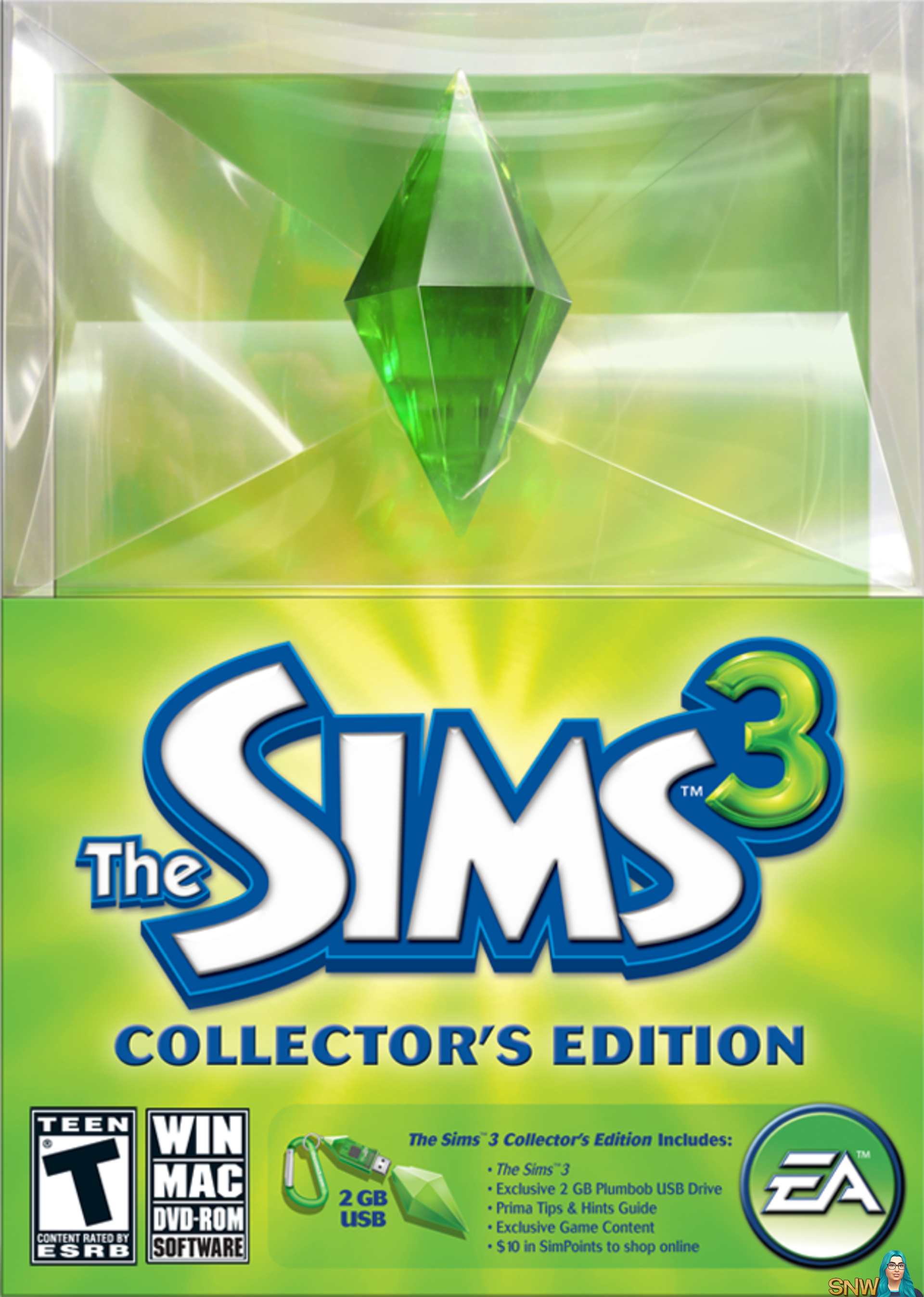 The Sims 3: Collector's Edition | SNW | SimsNetwork com