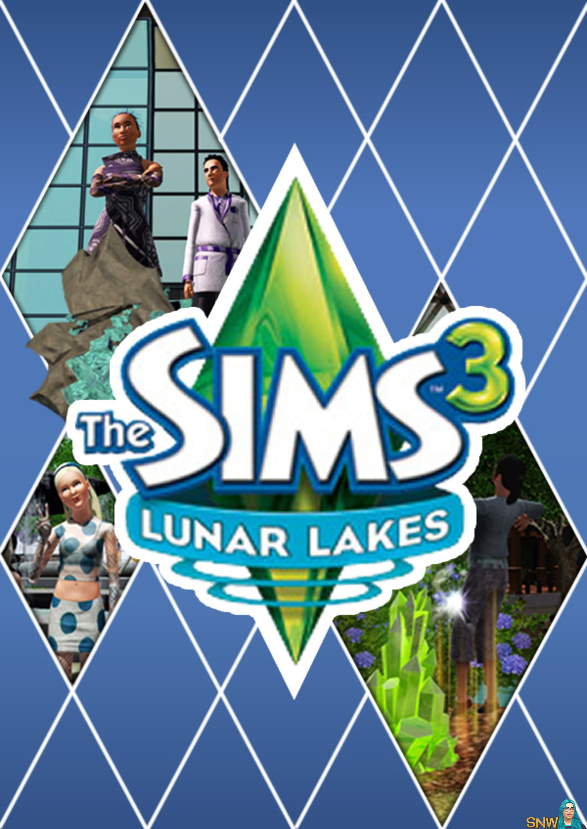 The Sims 3 Lunar Lakes Snw Simsnetwork Com