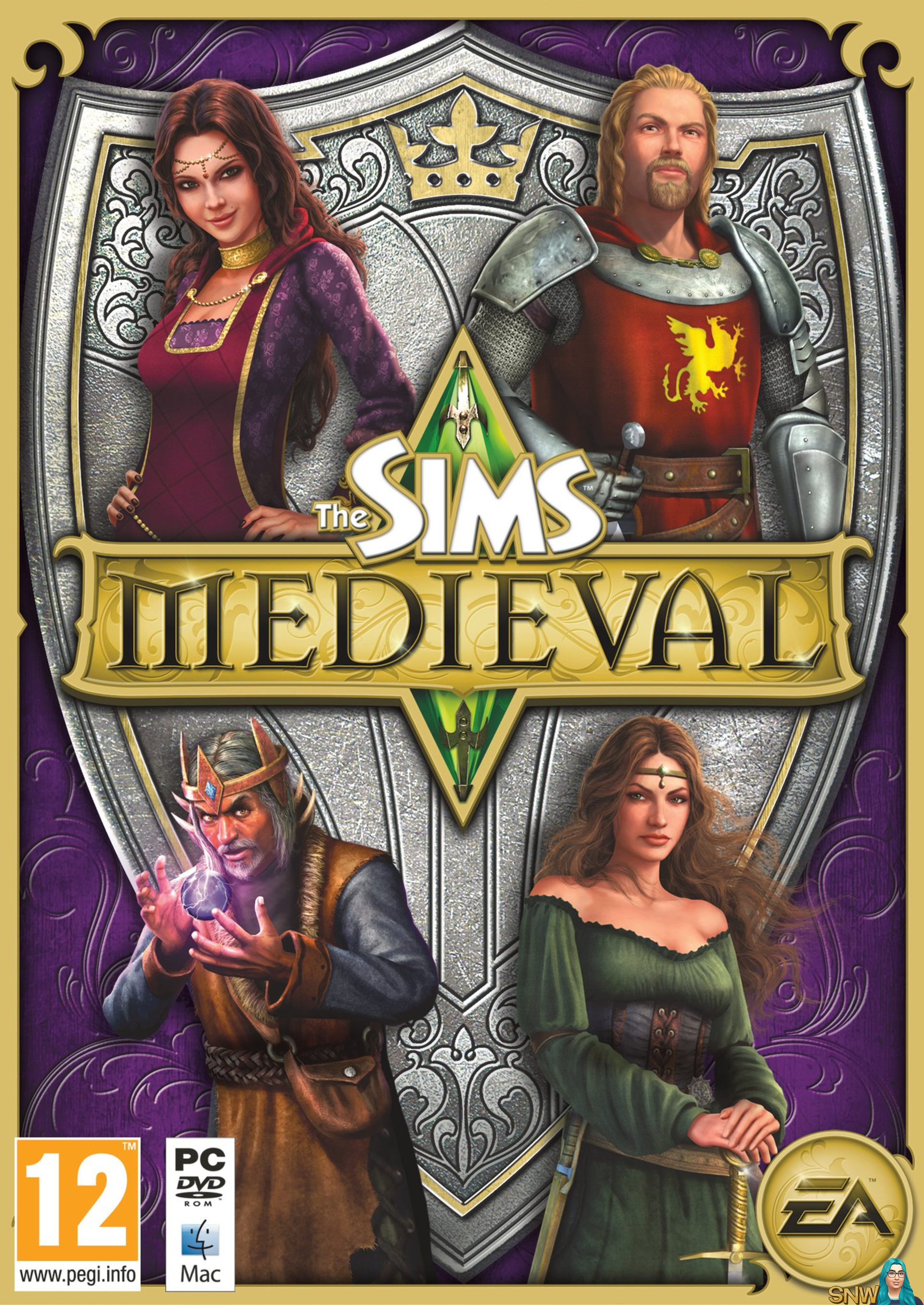 The Sims Medieval Collector's Edition (PC & Mac) Collectors Box | eBay