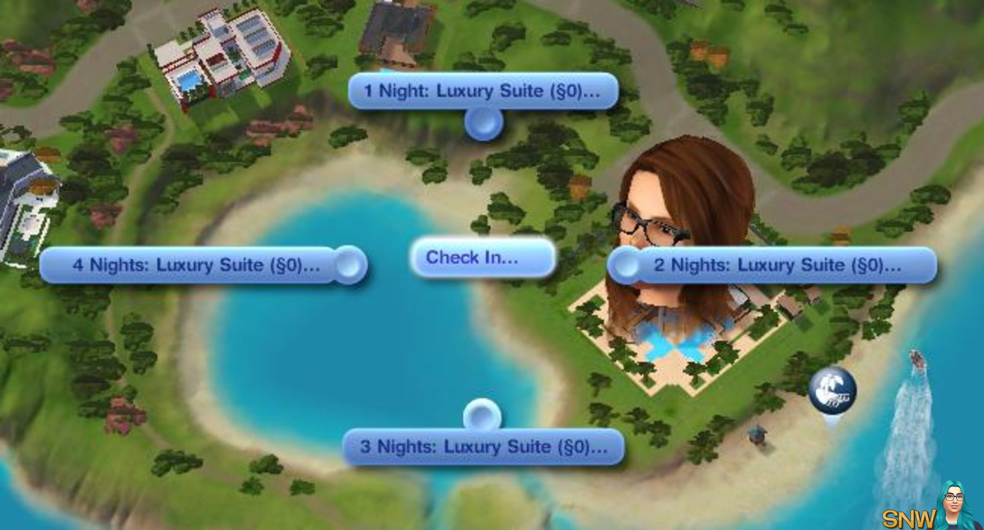 The sims 3 island paradise preview snw simsnetwork resorts have star ratings and the star rating will go up if you do better sims love to be entertained so you need to make sure there is enough fun and publicscrutiny Gallery