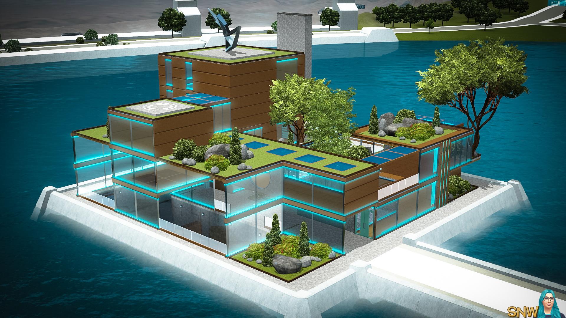 Mid Century Modern Meets Oasis Landing Wip Snw