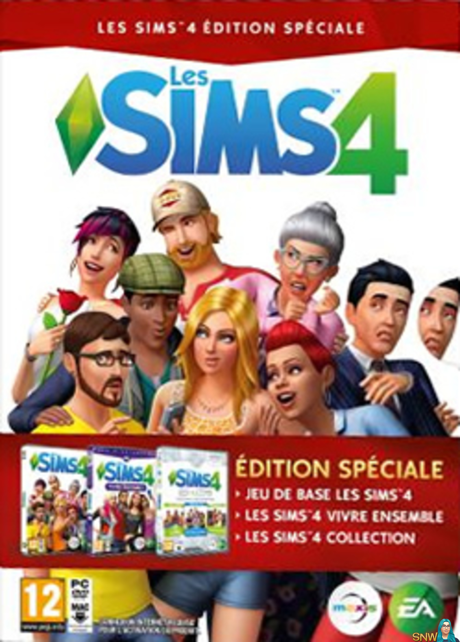 The Sims 4 Special Edition 2016 Snw Simsnetwork Com
