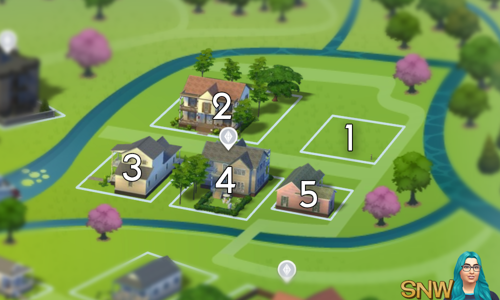 Willow Creek | SNW | SimsNetwork com