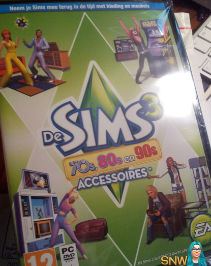 The Sims 3: 70s, 80s & 90s Stuff
