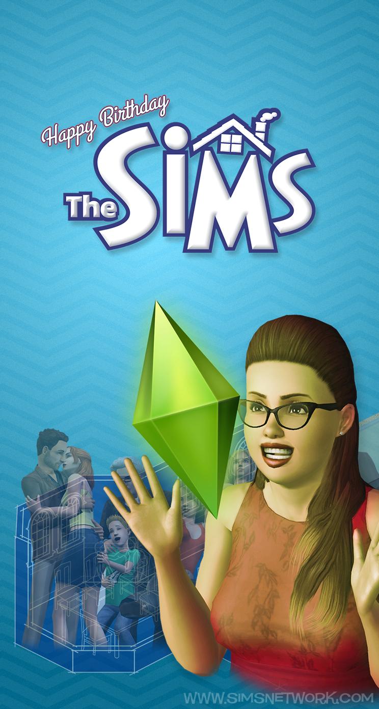 The Sims Anniversary 2014